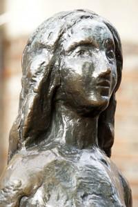 Anne Frank by Dennis Jarvis