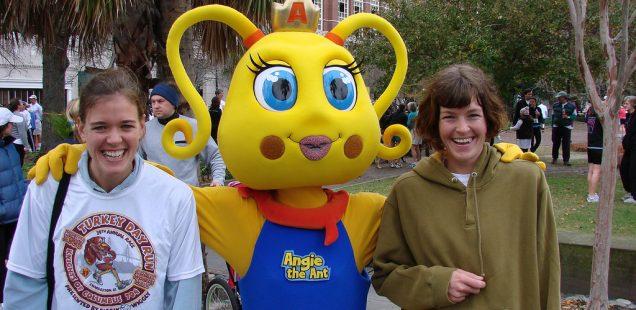 De gele mier