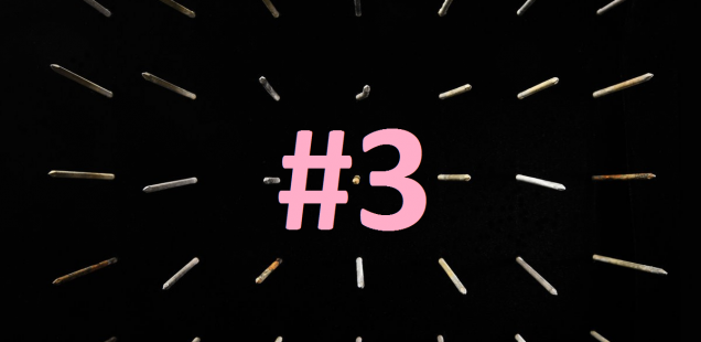 Luisteren naar Clipping #3: de brandende piano