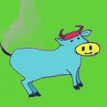 Het kind, de koe, de wind en Ward Ruyslinck